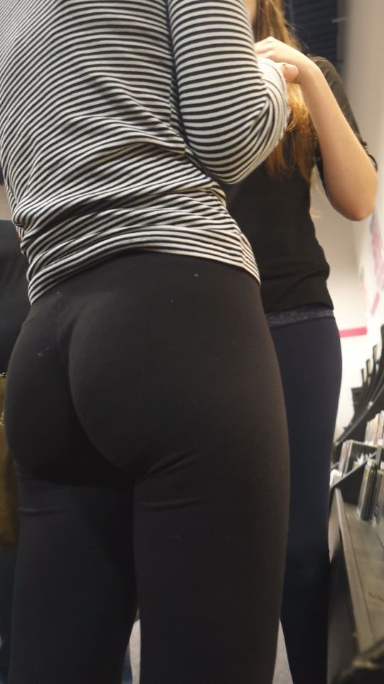 Spandex Teens  Hd Candid Videos  Page 6  Leggings -8017