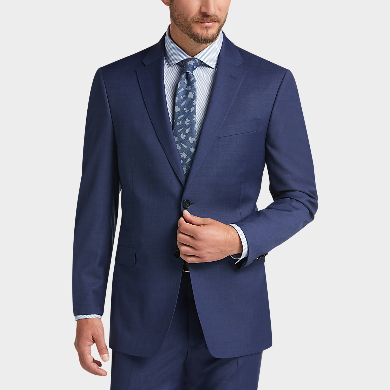 e5b73c5d Buy a Tommy Hilfiger Blue Slim Fit Suit online at Men's Wearhouse. See the  latest styles of men's Slim Fit. FREE Shipping on orders $50+.