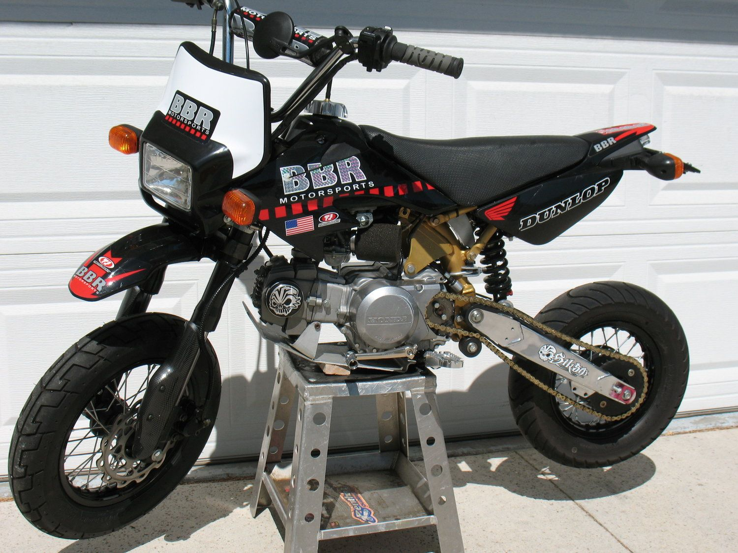 This Is How To Make Your Pit Bike Street Legal With Images Pit