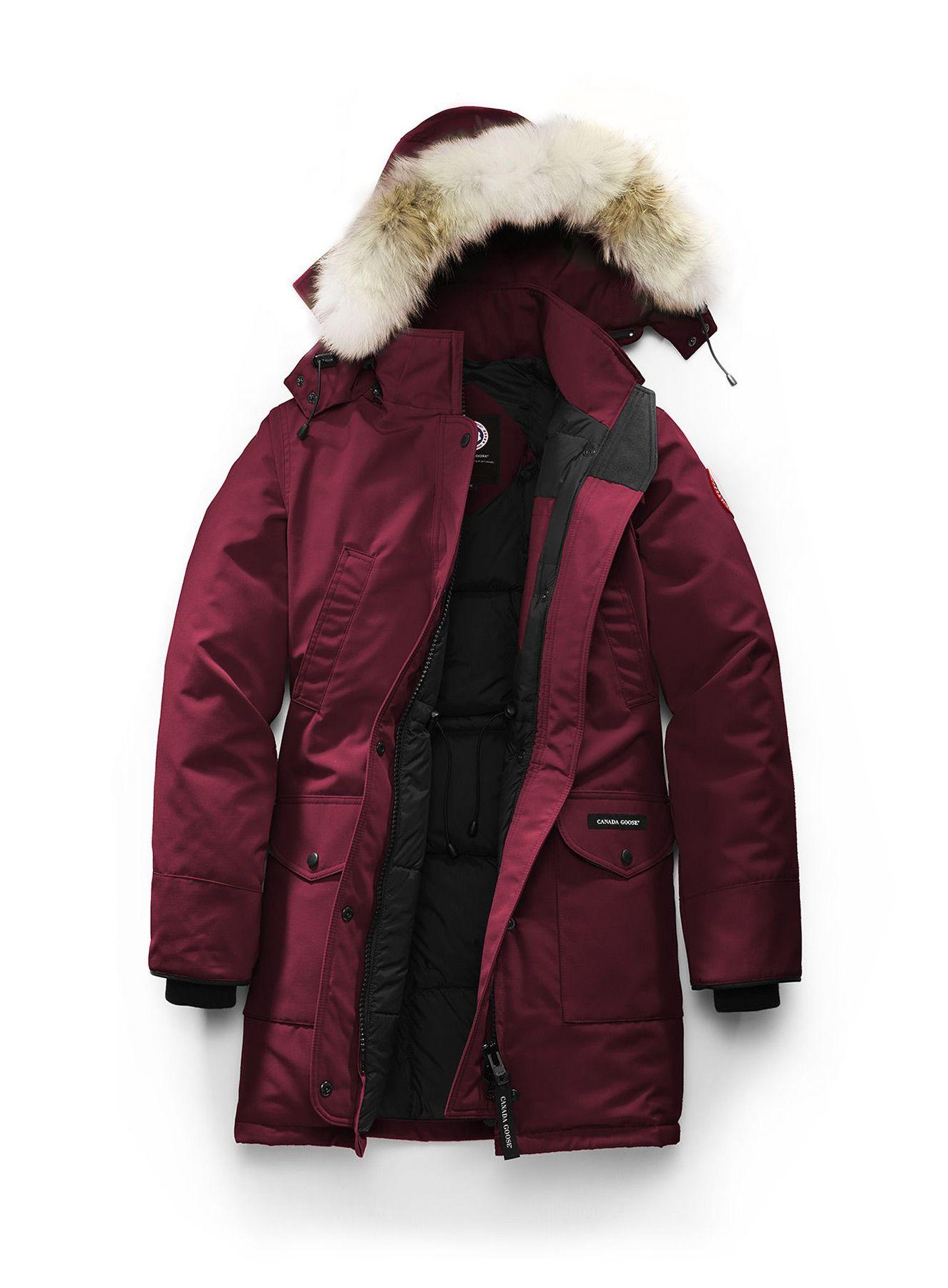 canada goose jacket vs