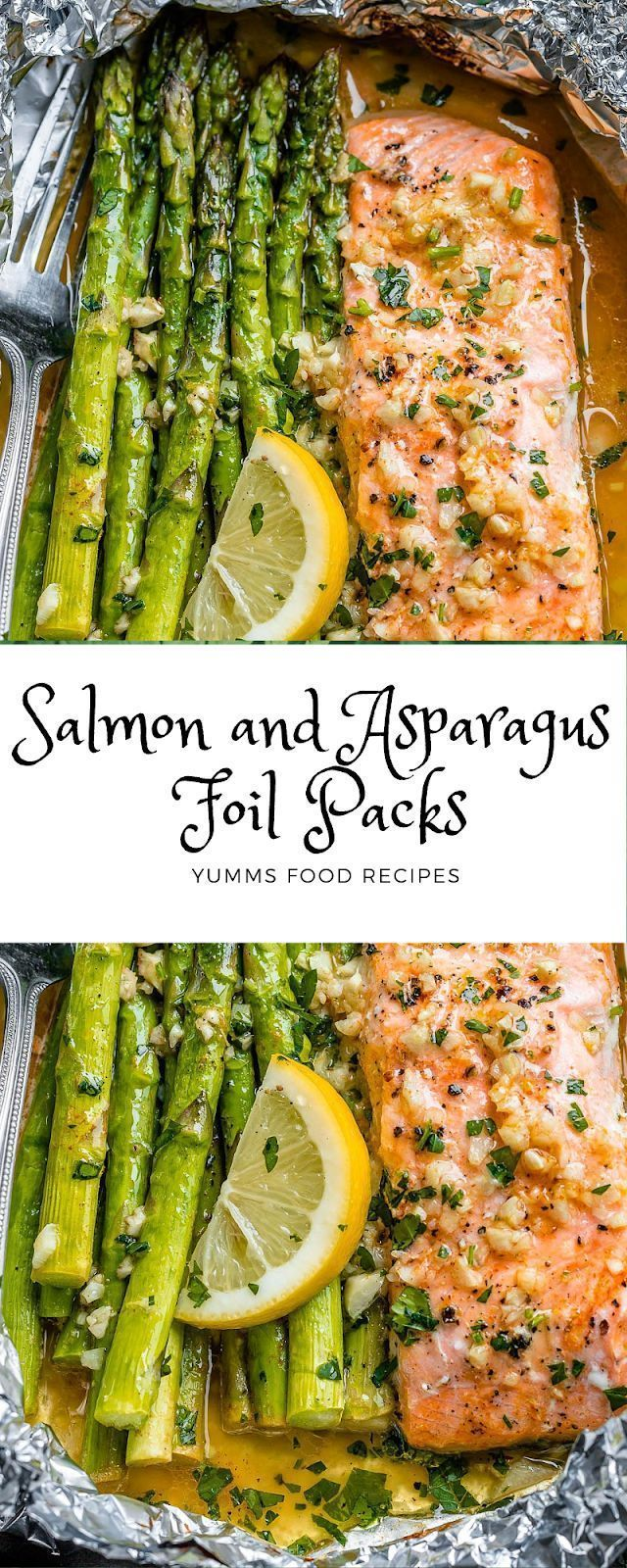 Salmon and Asparagus Pouches Lunch Pack Meals Weight Watchers Meal #a   - foil pack dinners - #asparagus #dinners #Foil #lunch #meal #Meals #Pack #Pouches #Salmon #Watchers #Weight #foilpackdinners