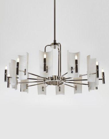 barcelona chandelier fuse lighting pinterest chandeliers and rh pinterest com Ceiling Lights Ceiling Lights
