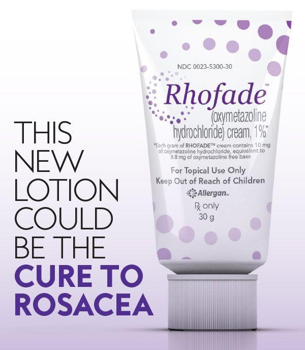 Is This New Cream The Secret To Erasing Rosacea Rosacea