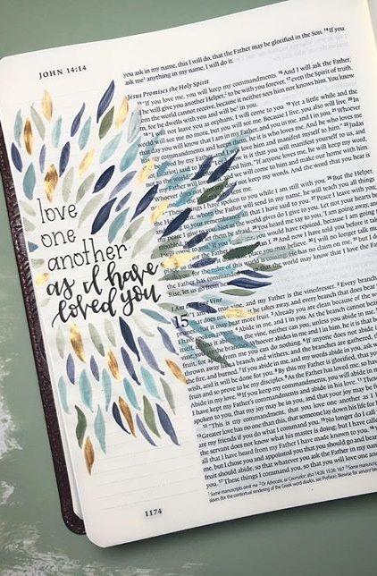 Johannes 15:12 #johannes,
