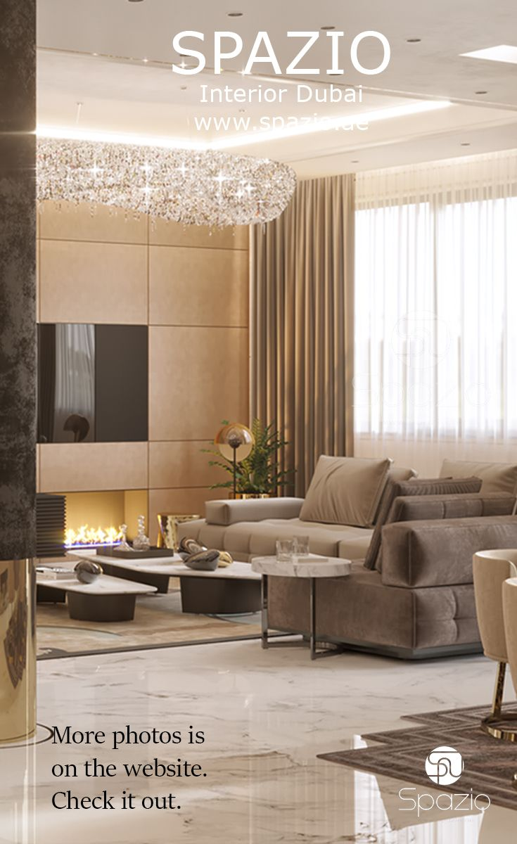 Luxury Design From One Of The Best Interior Decoration Companies Enchanting Best Designed Living Rooms Review