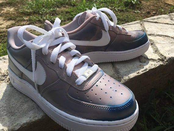 the best attitude 2e224 aaf3a These are Custom Air Force Ones and are hand crafted by me. The shoes are