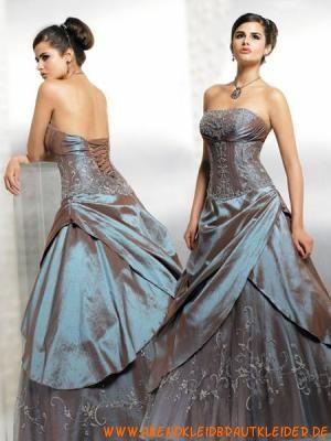 2012 elegante neue abendkleider aus satin und organza mit ap  ballkleid