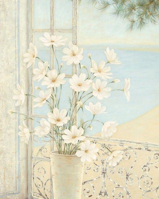 Fabrice de Villeneuve | Art&Tatucya | Flower Art ~ ♧ ~ | Pinterest ...