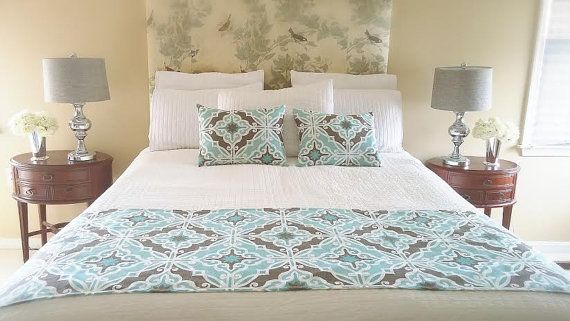 Bed Runner Beddings Cover Scarf Available In Diffe Sizes