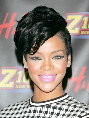Rihanna looks dope in those braids! | Actresses ... |Dope Rihanna Haircuts