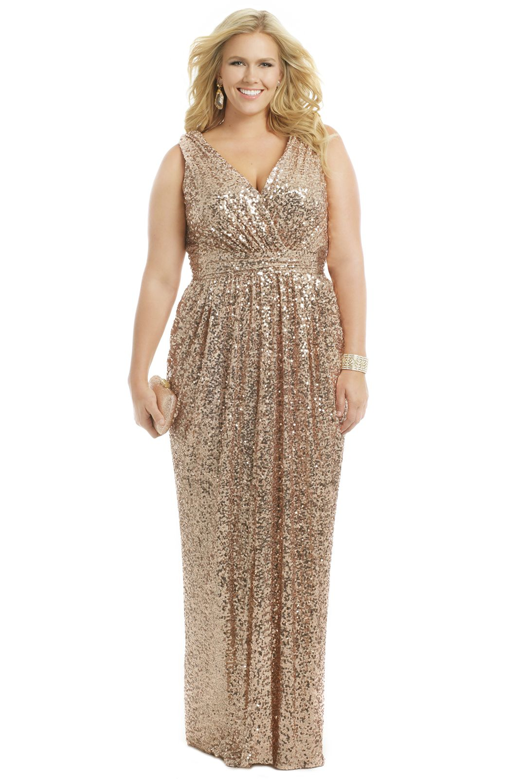 Long dresses to wear to a wedding  Rent The Runway Plus Size  Formal Wear For Curvy Women  Renting