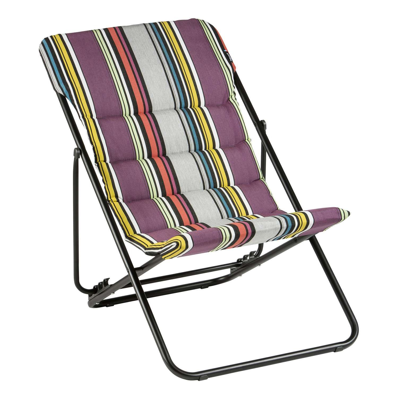 Maxi Transat Folding Chair, Set Of 2   Padded Seat   Http://www.yliving.com