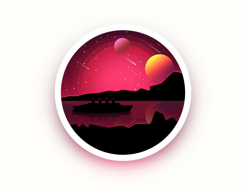 Exploration badge. Show some love press L.  TWITTER   INSTAGRAM