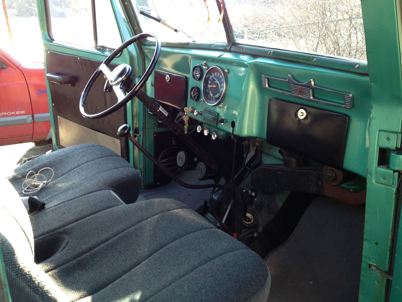 As much as I hate to do it, I have to sell my 1959 Willys Pickup ...