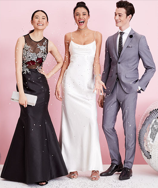 Prom dresses, suits, and accessories | Hudson\'s Bay | Pretty for ...