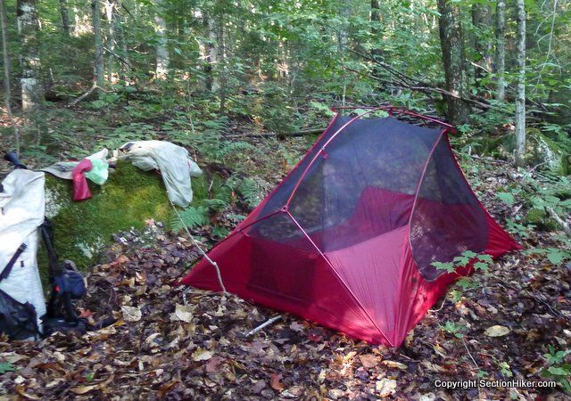 Hiking tent & MSR Freelite 2 Backpacking Tent Review | ultralight trekking ...
