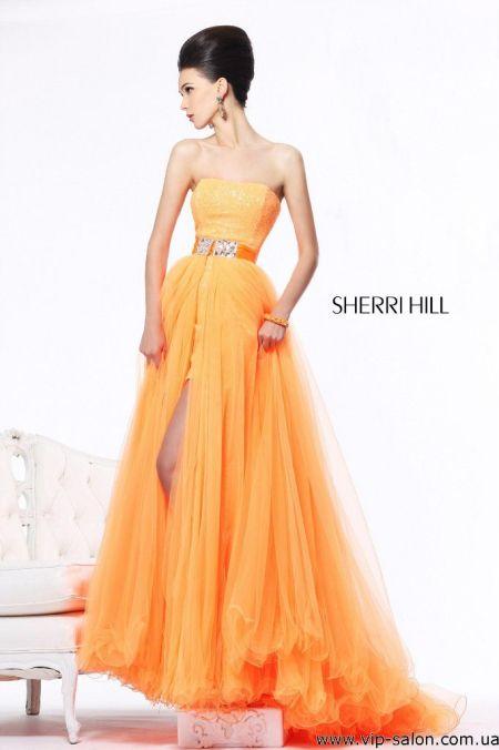 6d11651a3d1 Шикарное вечернее платье SHERRI HILL 21139 в Севастополе Симферополе Ялте  Евпатории Крым