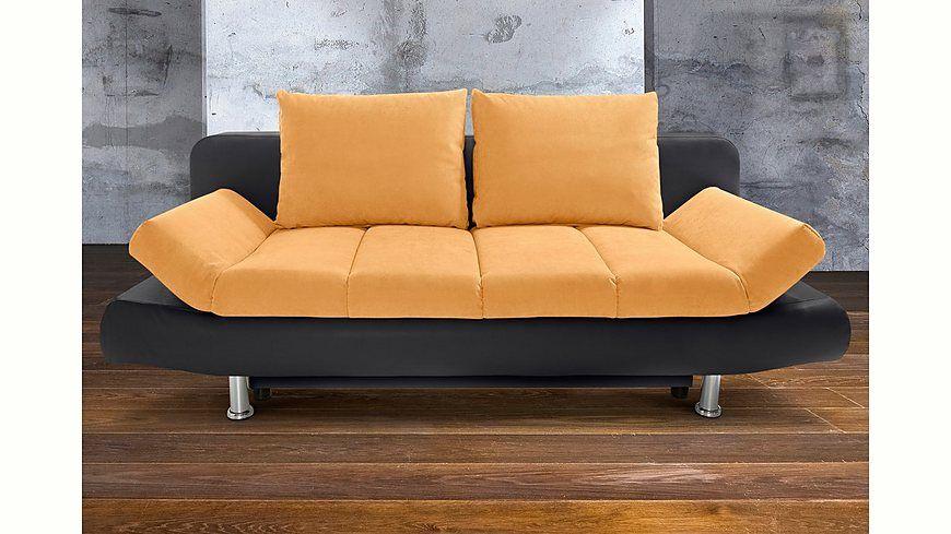 Collection AB Schlafsofa Jetzt bestellen unter   moebel - wohnzimmer orange beige