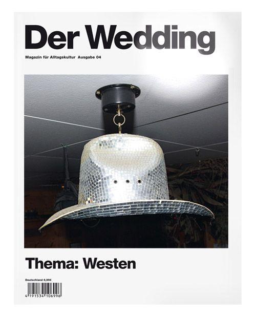 DER WEDDING - Das Magazin für Alltagskultur Es ist nicht ...