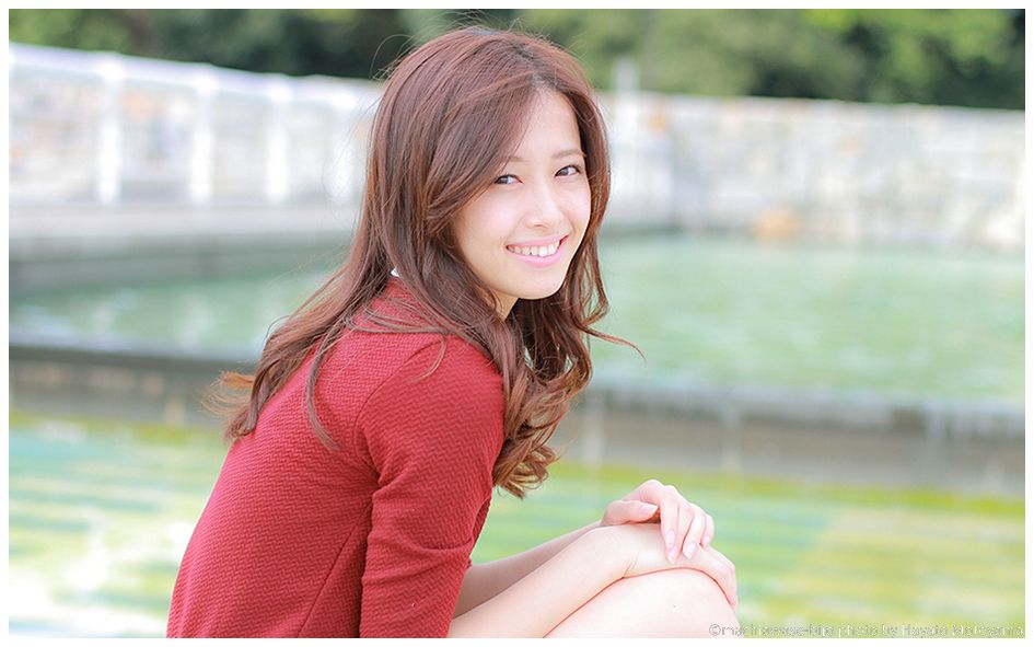 安倍萌生(ミス青山2014ファイナリスト) | 待ち合わせ美女 | ミス青山 ...