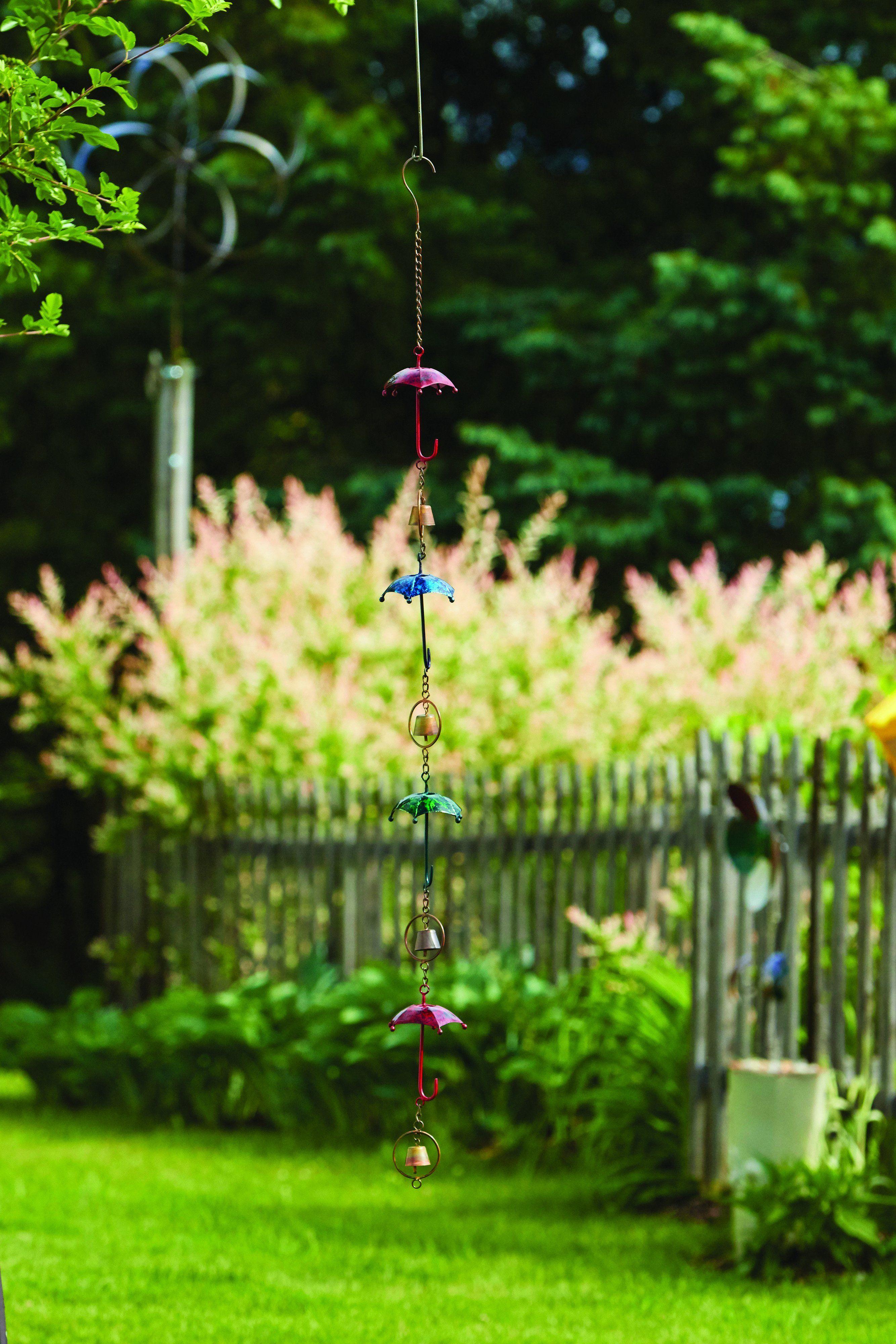 Multicolor Umbrella Ornament | Products | Pinterest | Ornament, Yard ...