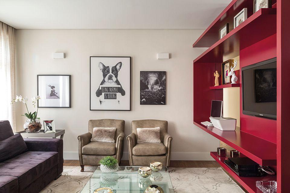 Selecionamos 4 diferentes projetos de apartamento para você!