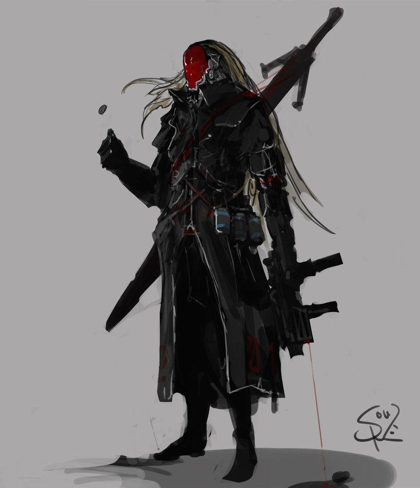 Shadowrun Elf Adept By Halycon450deviantartcom On At Deviantart