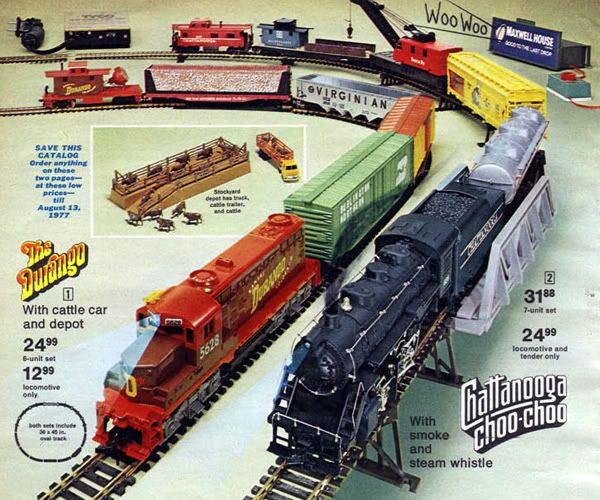 The Durango Set Was Also A JCPenney