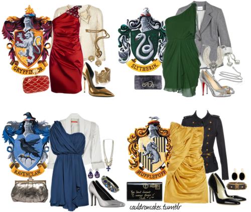 Harry Potter Slytherin Dress Hogwarts Outfits Harry Potter Outfits