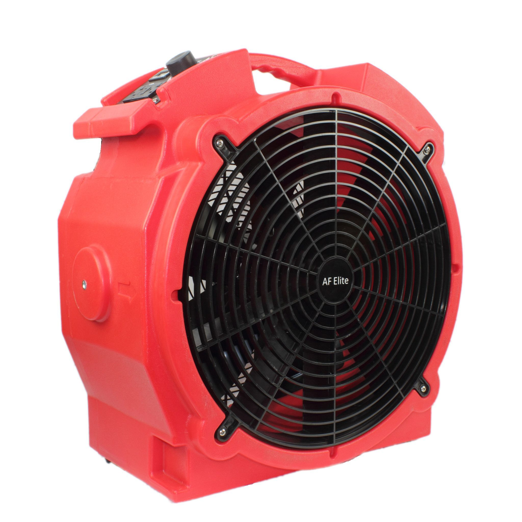 AF Elite Axial Air Mover Movers, Controller design, Axial