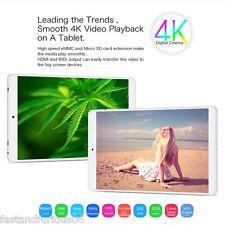 "Teclast 8"" Windows 10 Quad Core Tablet PC Phablet+Android 5.1 Intel BT 2+32GB 4K"
