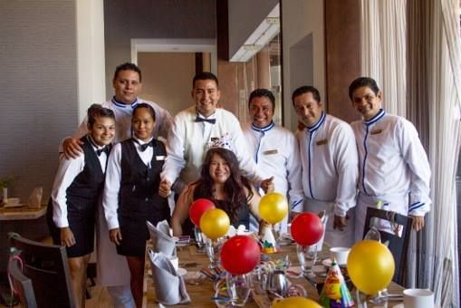 At Now Amber Puerto Vallarta, we love birthdays! Let us make your special day one you'll never forget!