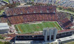 Jack Trice Stadium Iowa State University Athletics Official Web Site Www Cy Iowa State Athletics Iowa State Cyclones Iowa State