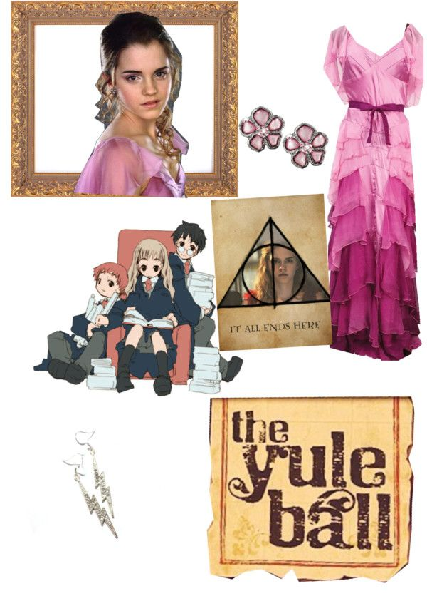 """""""Yule ball"""" by couture-1 on Polyvore"""
