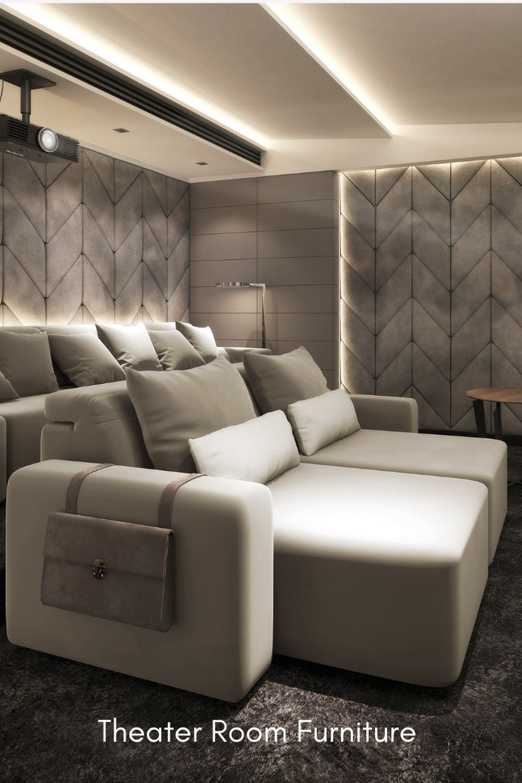 40 Luxury Home Theater Room Inspirations Hoomdesign In 2020 Home Theater Rooms Home Theater Seating Home