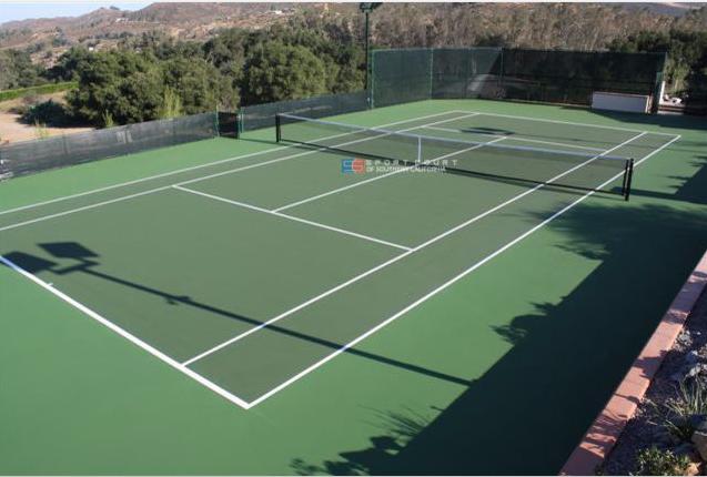 San Diego Tennis Court Resurface Tennis Court Tennis Court