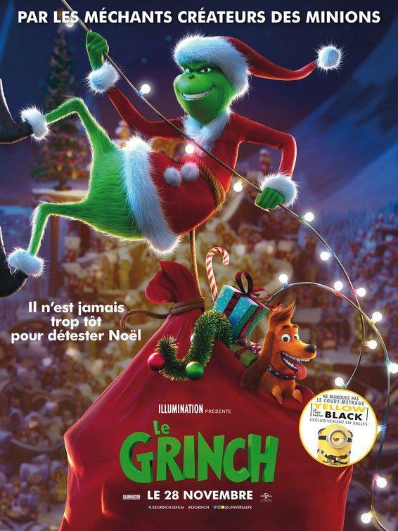 The Grinch 2018 The Grinch Movie The Grinch Full Movie Grinch