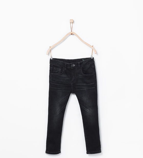 Pantalon Denim Skinny Jeans Nino 3 14 Anos Ninos Rohrenjeans Skinny Jeanshose