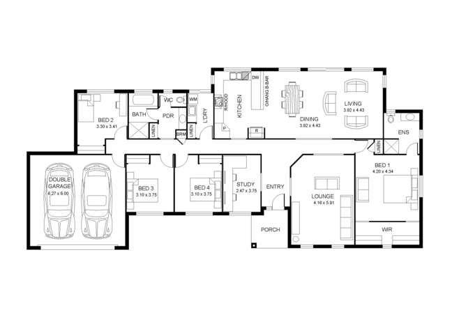 Homestead 27 Newstart Homes | House plans | Pinterest | Homesteads ...