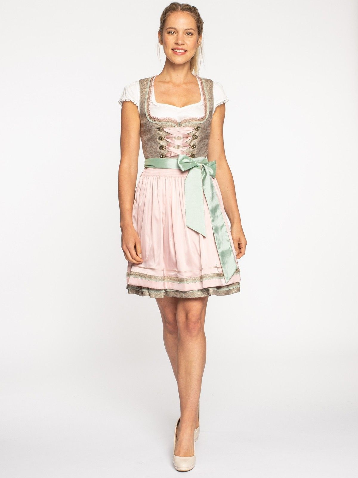 KRüGER DIRNDL Dirndl in Mintgrün DARLING in 2020