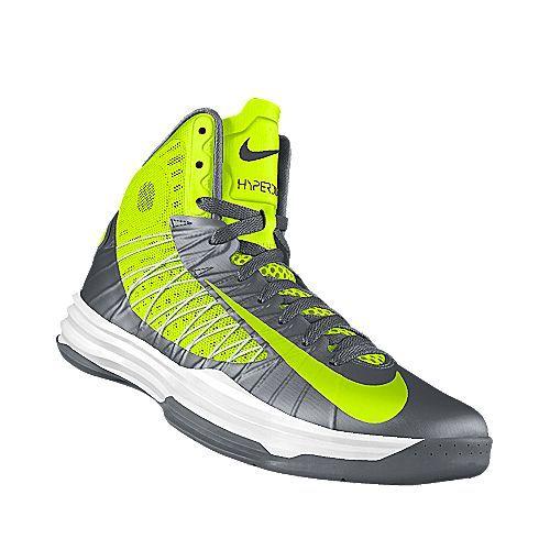 huge selection of 3bad4 a38d0 Nike Hyperdunk iD Girls  Basketball Shoe