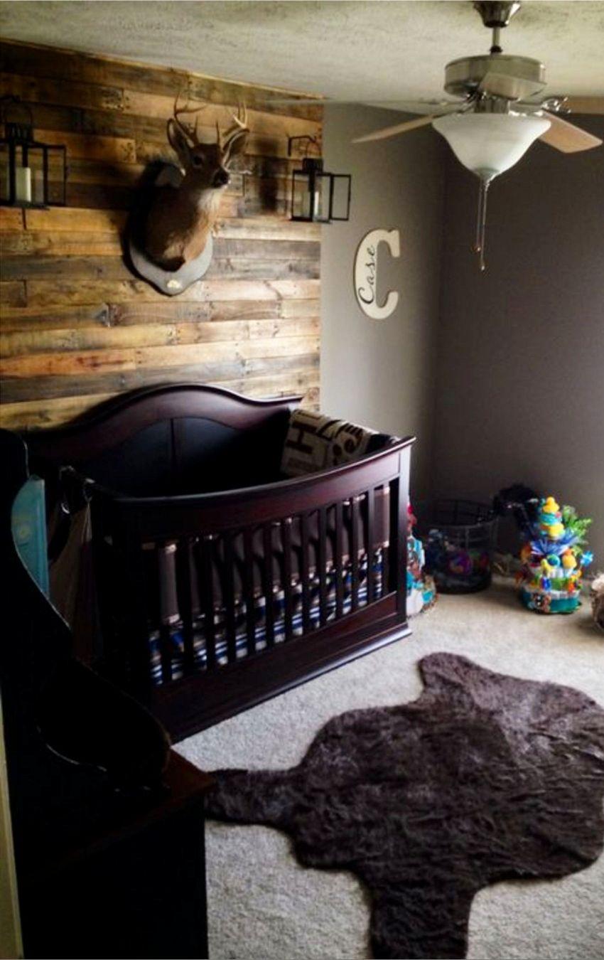 Baby Boy Nursery Themes - Rustic Baby Nurseries and Nursery Decor ...