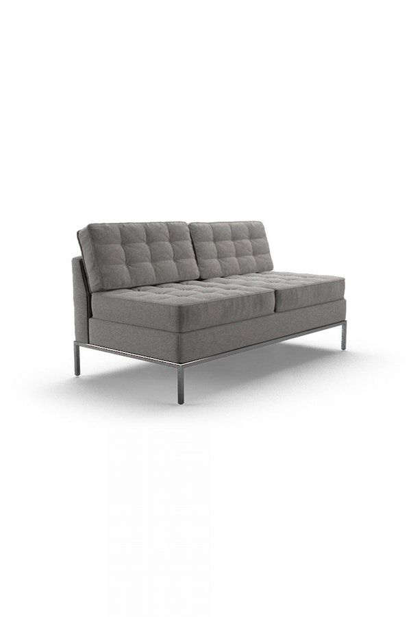 Franklin Armless Loveseat | Pinterest | Products