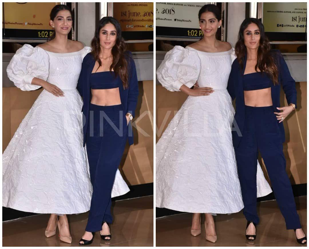Veere Di Wedding Trailer.Kareena Kapoor Khan And Sonam Kapoor Raise The Hotness Quotient At