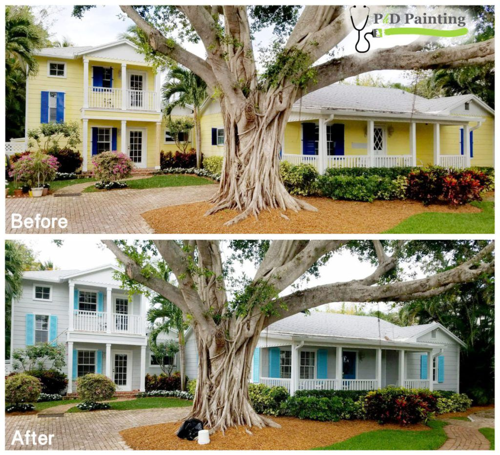 Residential Exterior Services: Need Exterior Residential Painting? PhD Painting Can Help