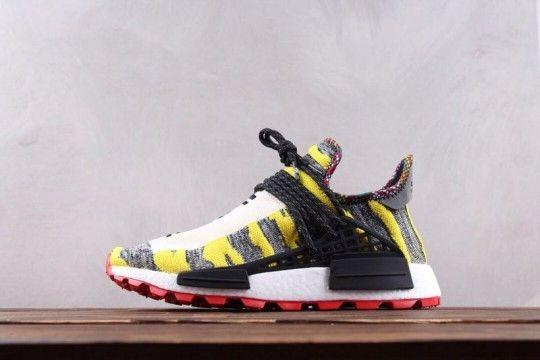 18eb86f50 Pharrell x Adidas NMD Human Race Trail  Solar Pack  BB9527