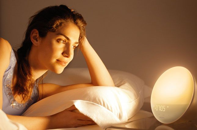 13 Alarm Clocks You Ll Actually Want To Wake Up To Light Therapy