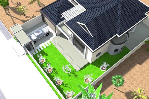 Dakar House Design Proposal