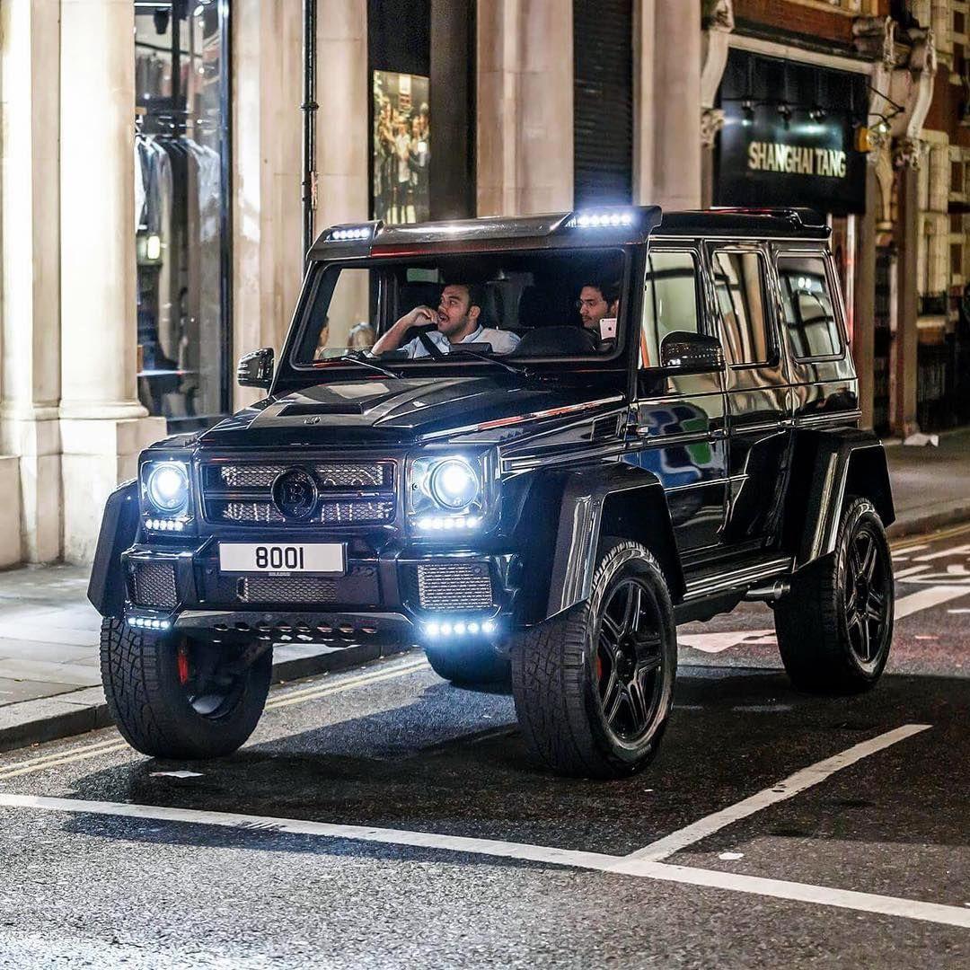 G500 4x4 Squared Luxury Cars Suv Cars Sports Cars Luxury