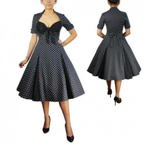 Star Carola 50's Vintage Kleider